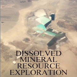 Dissolved Mineral Resources